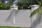 Ashburton Barrier wall fencing 1