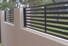 Ashburton Brick fencing 11