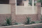 Ashburton Brick fencing 12