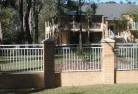Ashburton Brick fencing 9